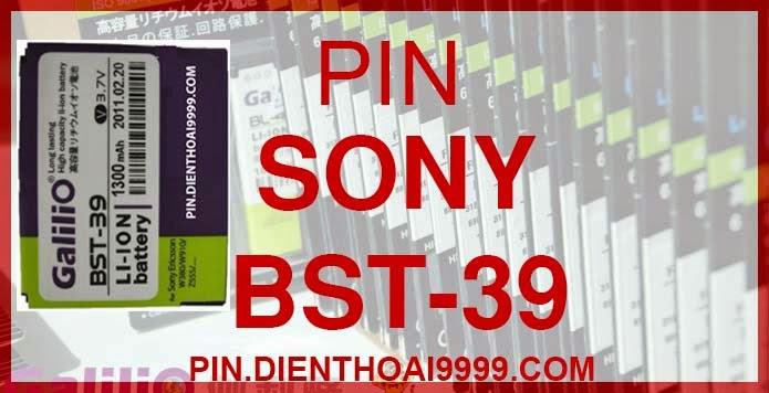 Pin Sony bst 39 Pin SE BST-39 Pin Sony W380 W910 Z555 dung lượng cao giá rẻ tốt nhất Hà Nội Pin SE W380 W910 Z555 Pin Sony dung lượng cao giá rẻ tốt nhất Hà Nội  Pin SE C902 T707 W910 Z555... Pin Sony Ericsson BST-39 - Pin Galilio dung lượng cao 1300mAh - Giá 140k - Pin Sony Ericsson C902c/ G702/ R300/ T707/ W20/ W380c/ W508/ W908/ W910i/ Z555i - Kích thước: 4,44cm x 3,62cm x 0,58cm - Bảo hành: 6 tháng  GIAO HÀNG VÀ BẢO HÀNH TẬN NHÀ  Quý khách có nhu cầu mua pin,  hãy liên hệ với chúng tôi:  - Khu vực Ba Đình: 0904.691.851 - Khu vực Hà Đông: 01273.473.357 - Khu vực Từ Liêm: 0976.997.907  Website: http://pin.dienthoai9999.com Mua số lượng lớn: 0942299241  - Hướng dẫn sử dụng, bảo quản pin: http://pin.dienthoai9999.com/huong-dan-su-dung-pin - Quy định bảo hành: http://pin.dienthoai9999.com/quy-dinh-bao-hanh-pin - Khách hàng góp ý: http://pin.dienthoai9999.com/khach-hang-gop-y  Xem thêm pin cùng loại:  - Pin Sony Ericsson BST-33 - Pin Sony Ericsson BST-36 - Pin Sony Ericsson BST-37 - Pin Sony Ericsson BST-38 - Pin Sony Ericsson BST-40 - Pin Sony Ericsson BST-41 - Pin Sony Ericsson BST-43 - Pin Sony Ericsson EP500 - Pin Sony Ericsson BA700 - Pin Sony Ericsson BA750  Một số điện thoại dùng được pin dung lượng cao BST-39:  Sony Ericsson W380i  Sony Ericsson W380i vừa có mặt trên thị trường Việt Nam với thiết kế bảnh bao, màn hình ngoài ẩn hiện trên lớp vỏ và chất lượng âm thanh lớn, mạnh mẽ.  Không có thiết kế mỏng manh và nhiều tính năng như W890i, nhưng W380i vẫn thừa hưởng được những đặc trưng của dòng Walkman phone với chất lượng âm thanh tốt bên cạnh kiểu dáng gập thời trang.  Máy có kiểu dáng gập, màn hình ẩn hiện bên ngoài cùng các phím bấm thời trang.  Sony Ericsson có bộ khung chắc chắn, cho phép người dùng gập và xử lý các tác vụ trên máy dễ dàng.  Ấn tượng đầu tiên với W380i là màn hình ngoài và các phím bấm chuyên dụng. Chỉ khi sử dụng, màn hình nằm trên lớp vỏ máy hiển thị thông tin các bài hát, chuông báo hoặc tần số FM khi bắt sóng radio. Trong khi đó, các 