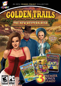 Golden Trails: The New Western Rush cover