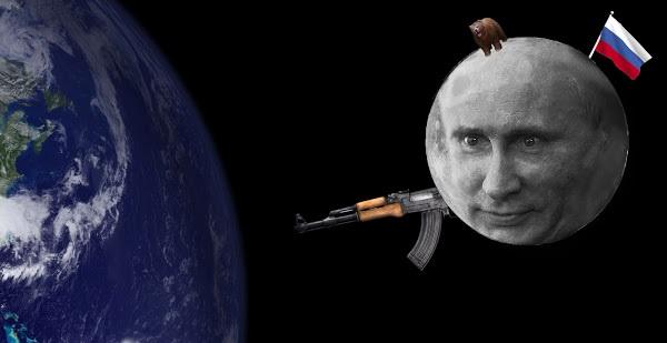 Πούτιν και στο φεγγάρι - Ετοιμάζεται ρωσική υπερβάση!