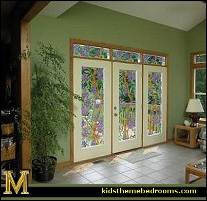 Decorative Window Decals For Home