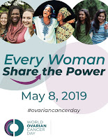 World Ovarian Cancer Day - May 8, 2019