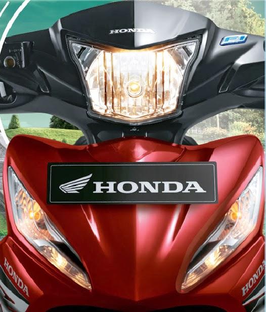 Spesifikasi New Honda Revo FI