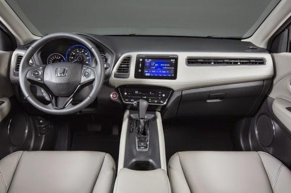 Honda HRV 2015 отзывы владельцев