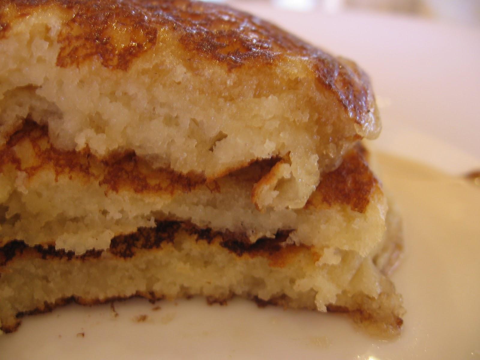 cookin up north IHOP pancake recipe