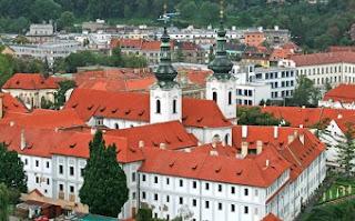Vistas del Monasterio Strahov - Praga