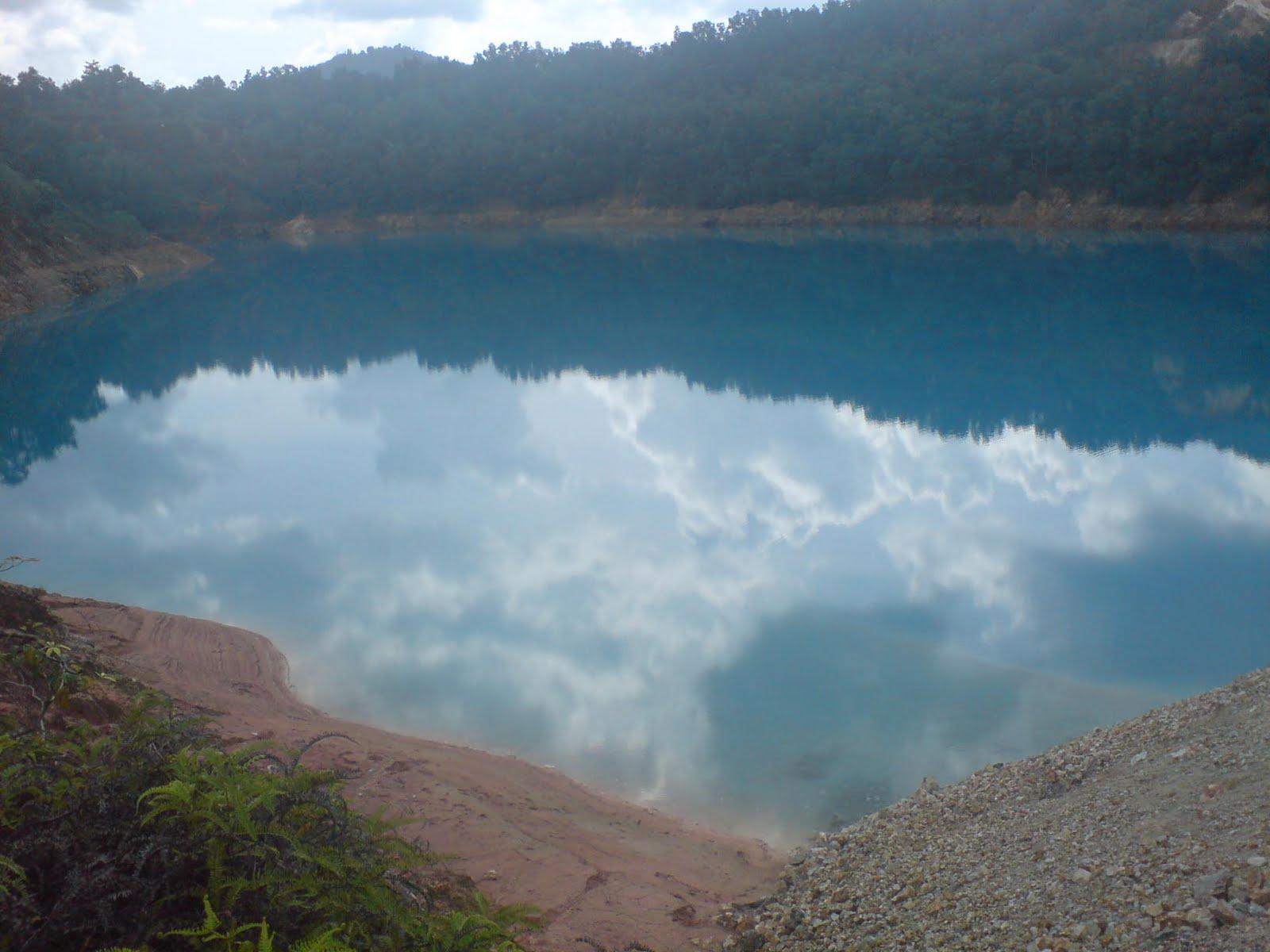 Tasik Biru Bukit Ibam