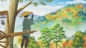 Phim Ojii-san no Lamp