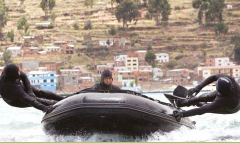 Una explosión mata a un suboficial de la Armada boliviana