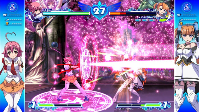 Arcana Heart 3 LOVE MAX Download Photo