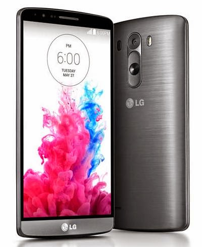 LG G3 Announced, 5.5-inch Quad HD Display, 13MP OIS+ with Laser Auto Focus Camera