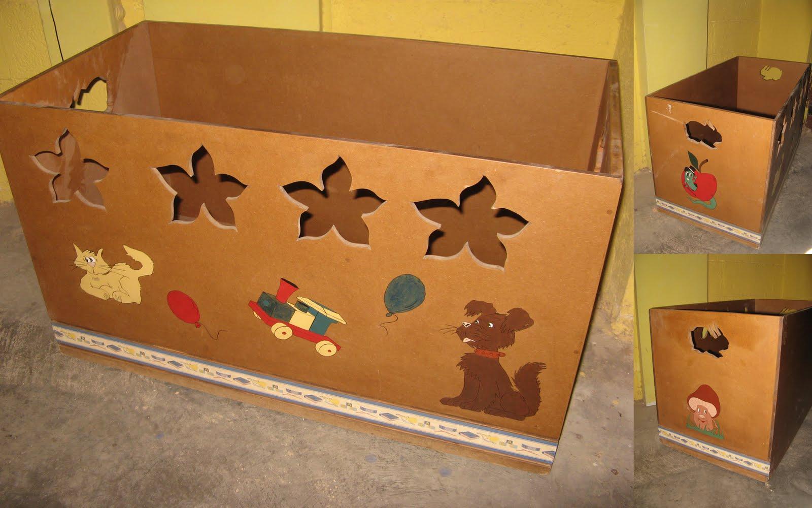 Cajon para juguetes en d m artesanos carpinteros - Cajon para juguetes ...