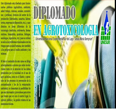 Diplomado en Agrotoxicologia