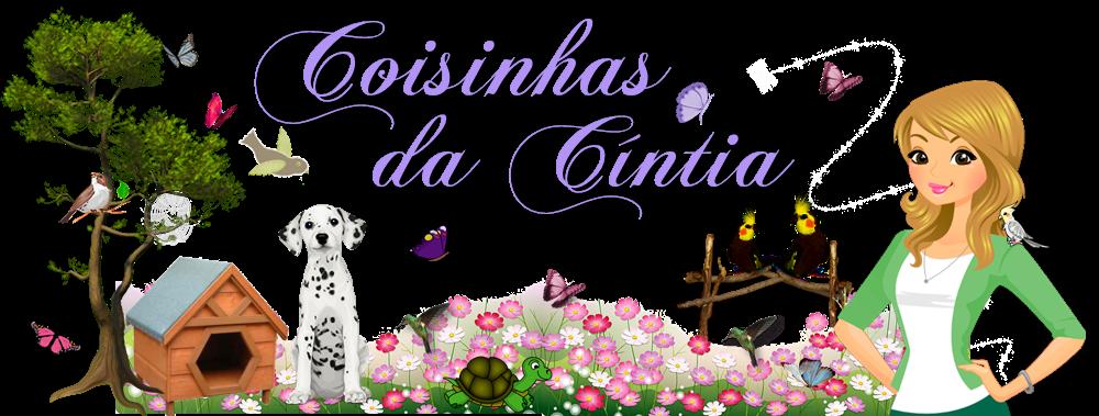 COISINHAS DA CÍNTIA