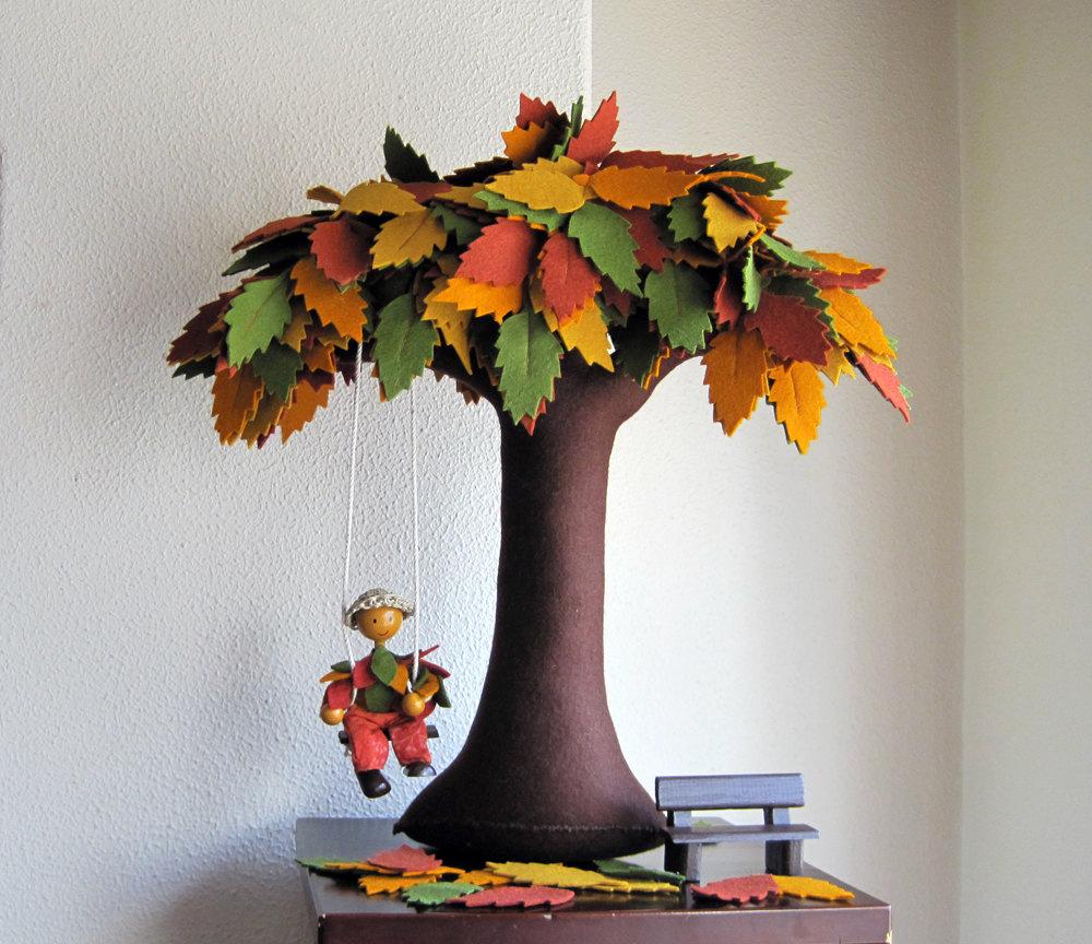 Как сделать дерево поделку своими руками