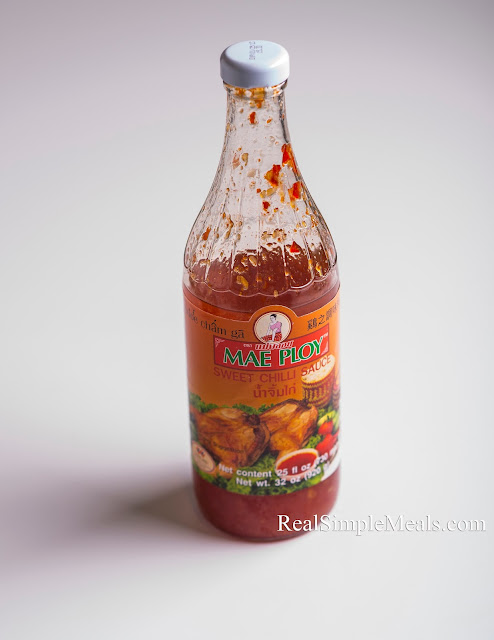 Mae Ploy sweet chilli sauce. -RealSimpleMeals.com
