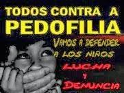 Contra la pedofilia