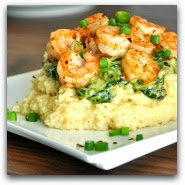 Shrimp and Gouda Grits a Ya Ya