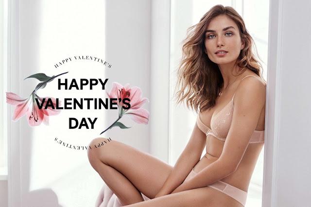 H&M Valentine's Day Lingerie 2016