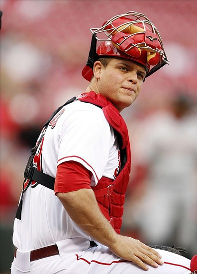 A 2014 preseason outlook on the catchers for the Reds