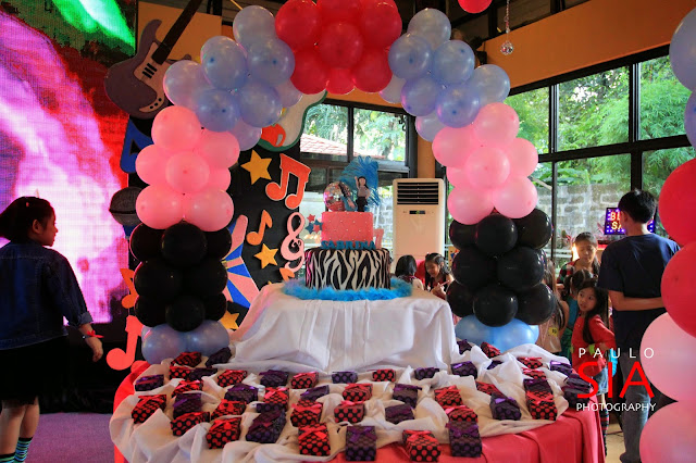 Decorating Ideas > SABRINA 7TH BIRTHDAY LA VISTA CLUBHOUSE KIDDIE PARTY  ~ 180449_Birthday Party Ideas Quezon City