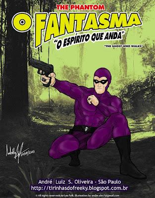 The Phantom by Andre Luiz