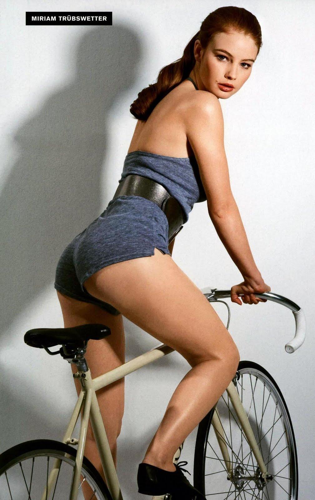 Thinspiration & Fitspiration: Fitspiration - Cycling