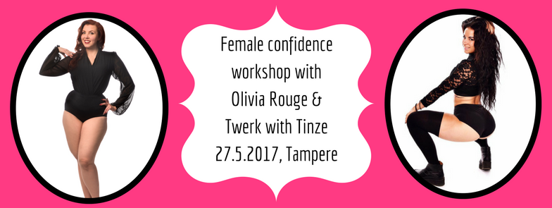 Female Confidence - Twerk & Burlesque workshops!
