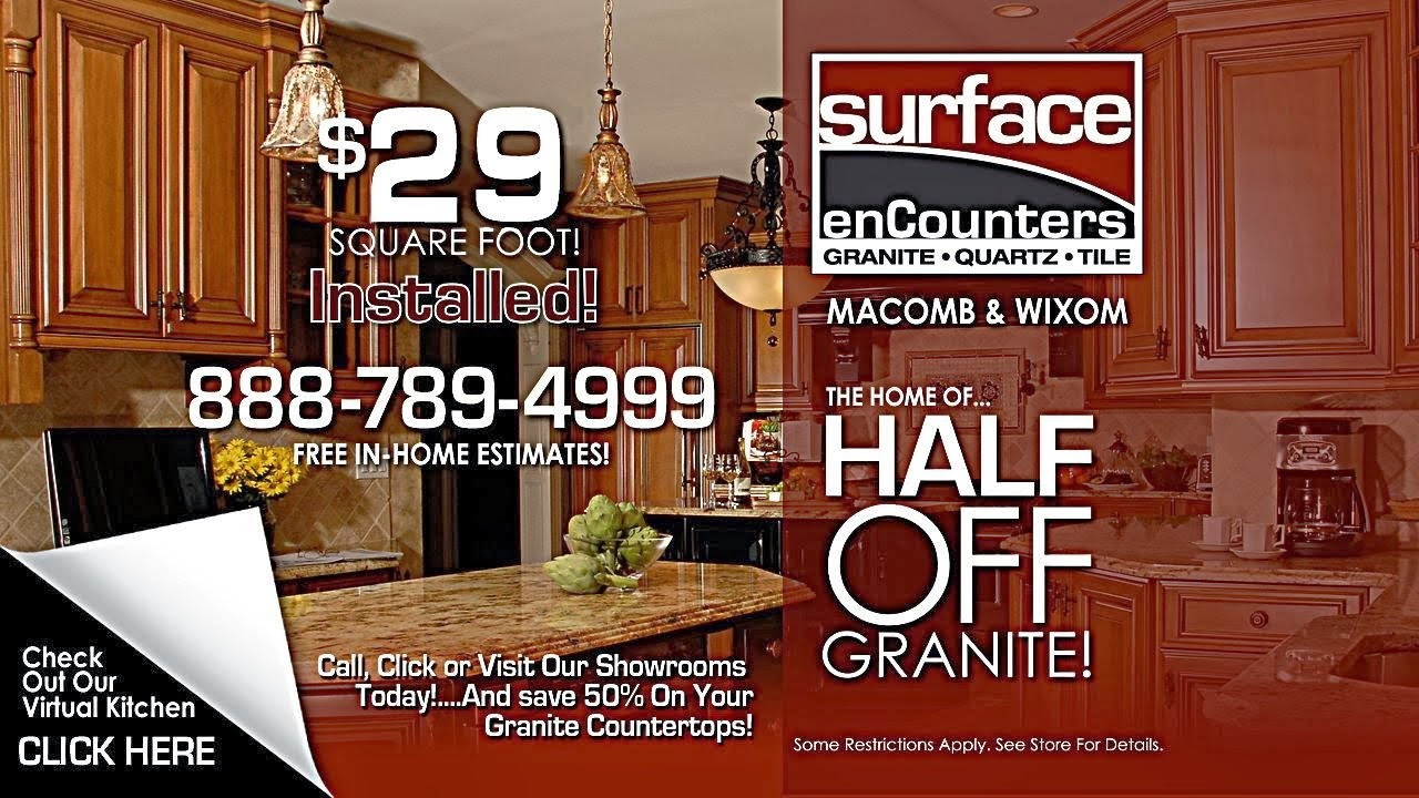 Granite Countertops Greenwood