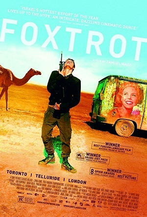 Foxtrot - Legendado Filmes Torrent Download onde eu baixo