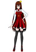 Helena-sama mascot