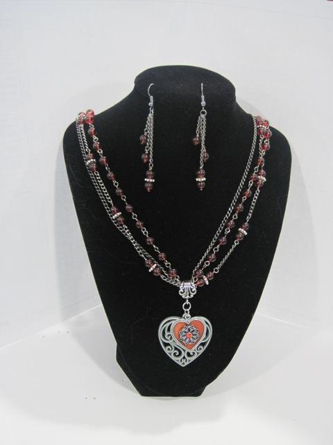 Jewelry Set and Gift Box