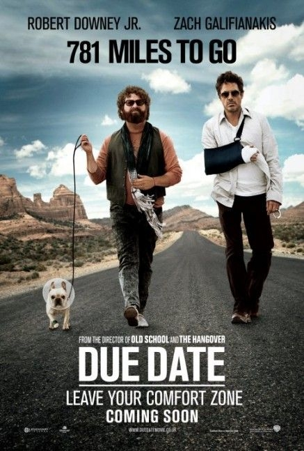 Due Date Film - Full Klocka Film Streaming Hämta Online 2015