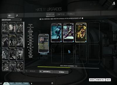 Warframe - Hate With Orokin Catalyst
