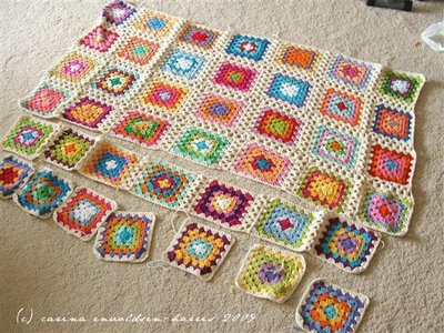 11 Granny Square Crochet Patterns for Square Crochet