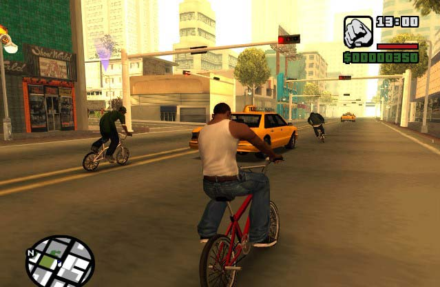 Gta san andreas Screenshots