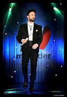 Tarkan sings at Mika-Der charity ball