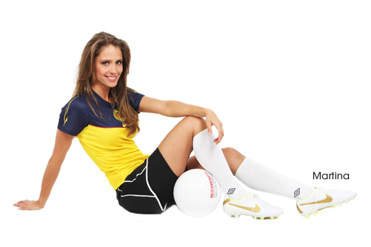 Imagenes De Camisetas De Futbol De Mujeres - Solo fotos de mujeres con la camiseta de su equipo de fut