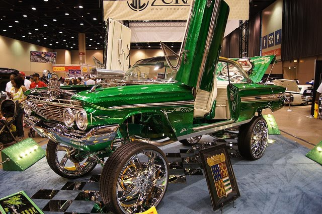 Car Show Coverage Dub Car Show Chicago Doing Donuts With Bernie - Louisville car show