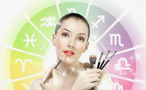 Maquillarse segun tu signo zodiacal