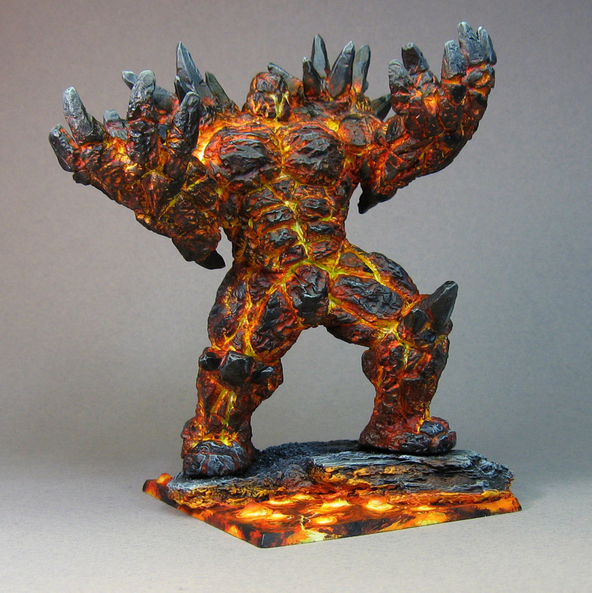 lava golem by mrnepa - photo #24