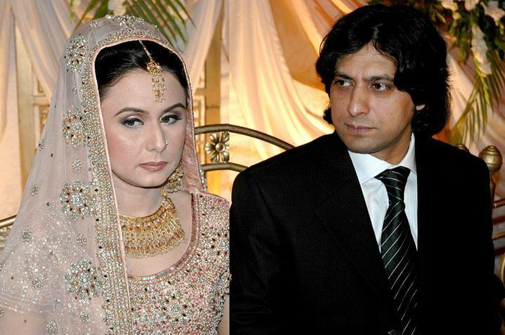 pakistani celebrity wedding pictures 2011