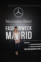 MERCEDES BENZ FASHION WEEK MADRID Otoño-Invierno 2012/2013