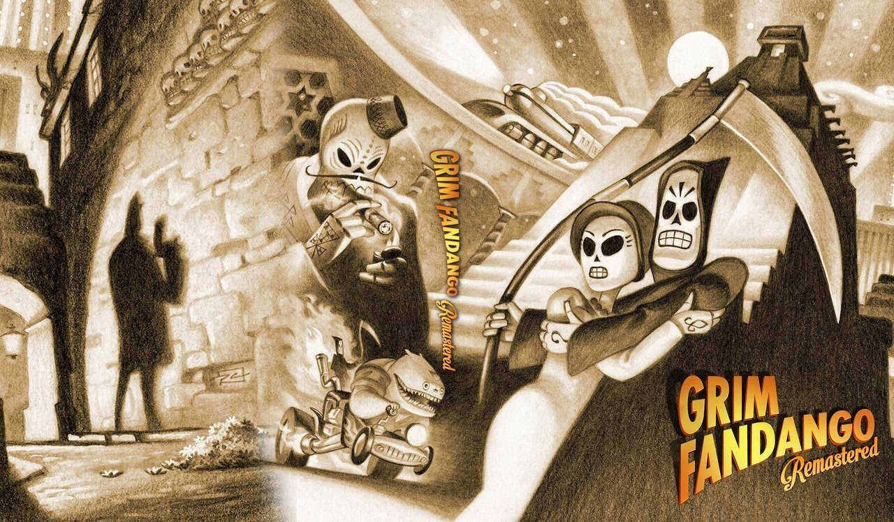 Grim Fandango Remastered v1.5.9 APK