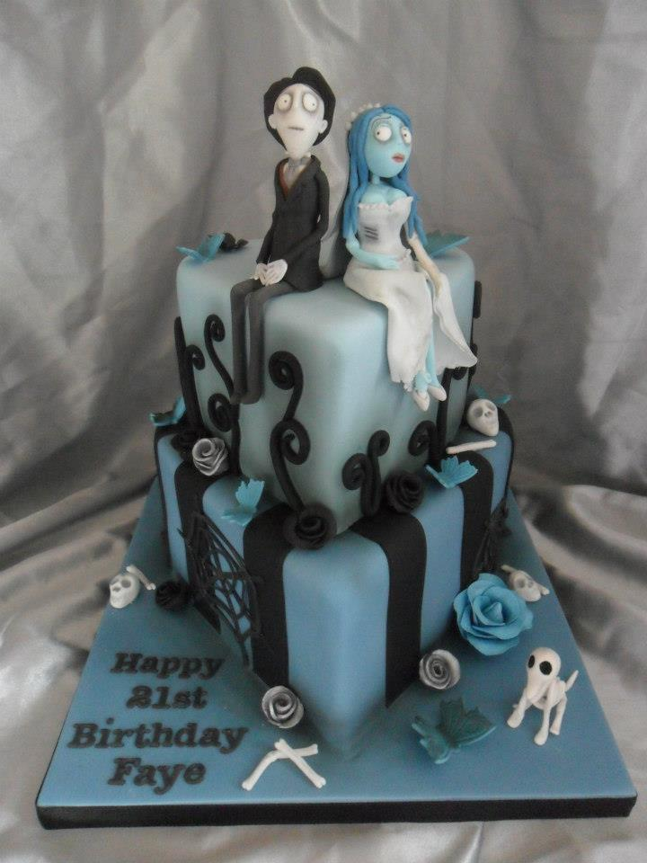 Forget Moi Knots CakeyLicious Birthday Cakes Review