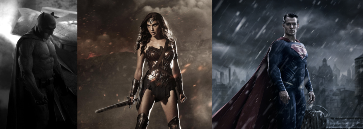Batman v Superman: Dawn of Justice - First look at Gal Gadot's Wonder Woman & New Image of Ben Affleck's Batman - SDCC 2014