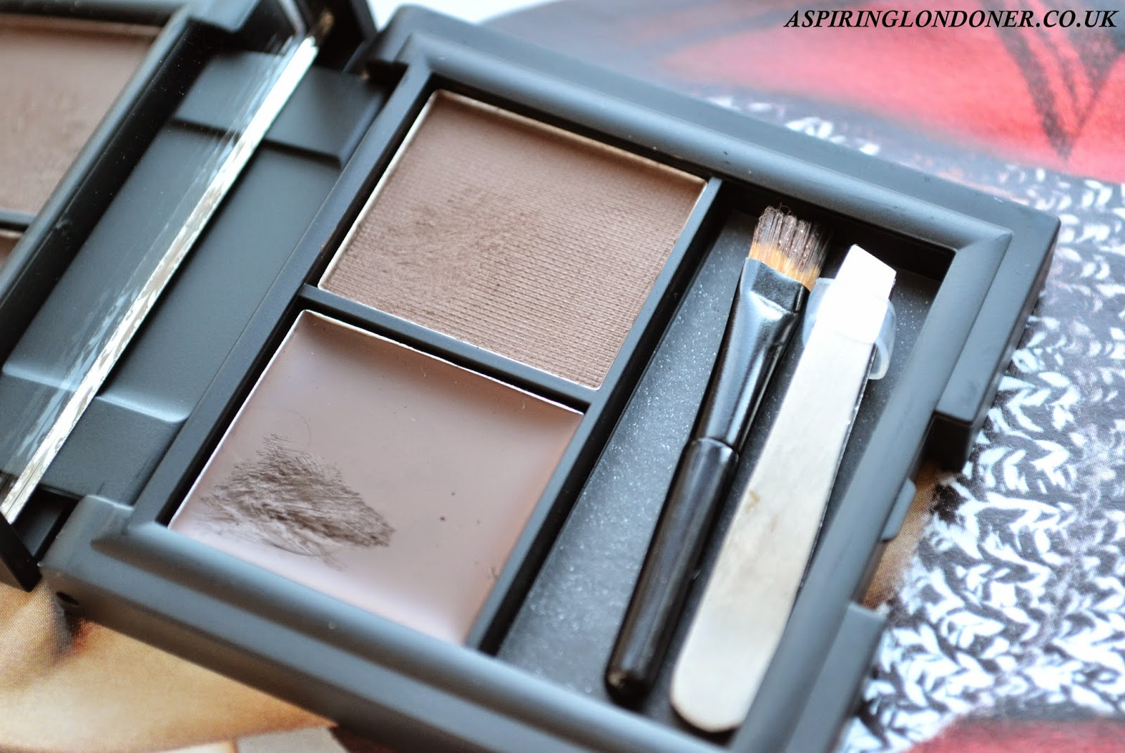 Sleek Makeup Brow Kit in Dark Review - Aspiring Londoner
