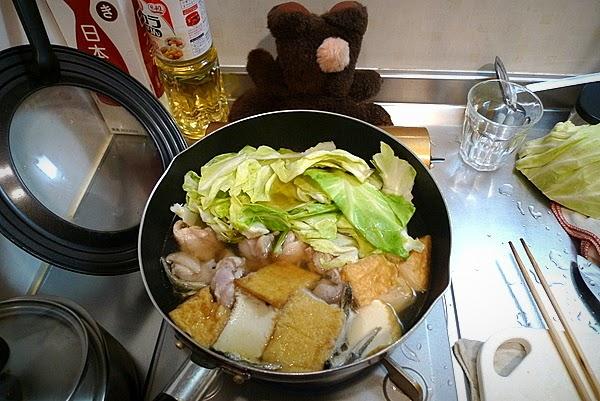 厚揚げと鶏肉の煮物トマト入りの作り方(2)