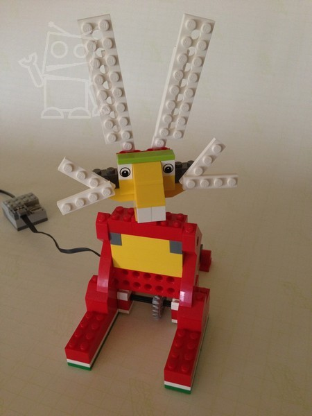 wedobots: LEGO® WeDo designs for the busy teacher: Animal Designs