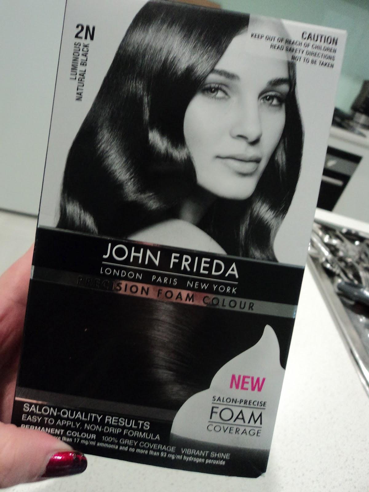 John Frieda Precision Foam Colour Sweetaholic Beauty