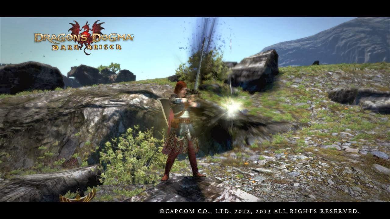 Invocando el poder de la espada Ragna. Alrededores de Gran Soren. (2)